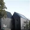 Plannja 20-105 plåtprofil på fasad