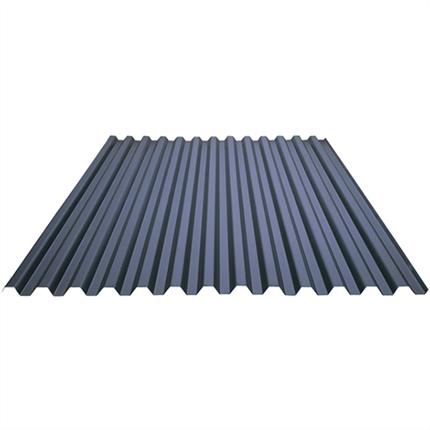 Plannja profilerad aluminiumplåt