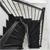 ATAB design Minima trätrappor, Flex svartbetsad ek
