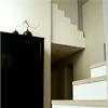 ATAB design Ovanpåliggande trätrappor, Värmdö