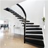 ATAB Design Svängd trätrappa Modern