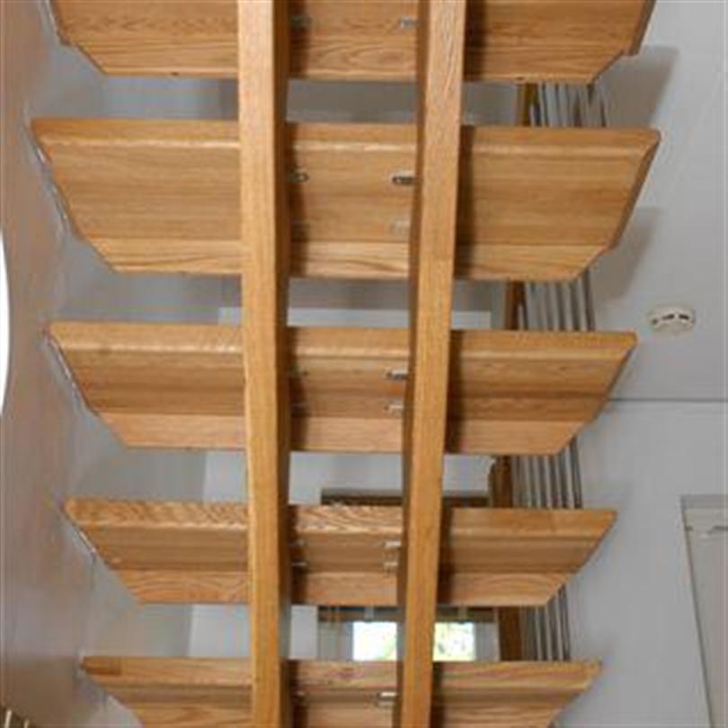 ATAB design Spirit trätrappor, ek, Malmö