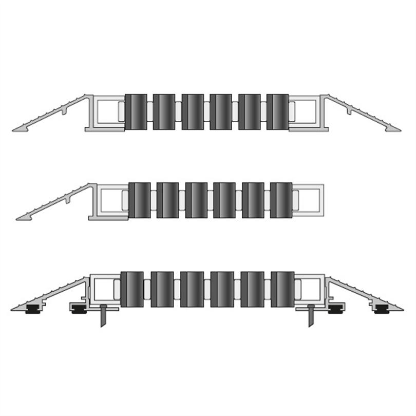 Kåbe mattramper typ 1 och 2