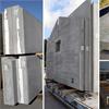 Grönvallens massiva betongväggar