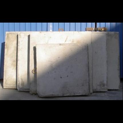 Grönvallens grundplattor/tryckplattor