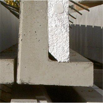 Grönvallens L-balkar, kantelement