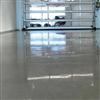 Högblank betongyta med Lithurin Dens polerad med LC Diamond PAD D3000