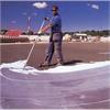 Lindec Lindolit® W krympspärr appliceras på nylagt betonggolv