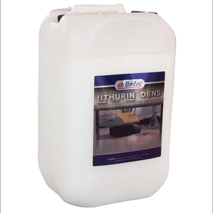 Lithurin® Dens  impregnering som densifierar betongytor