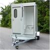 Danfo Toalettvagn 4, öppen