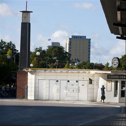 Tetragon, Resecentrum, Örebro