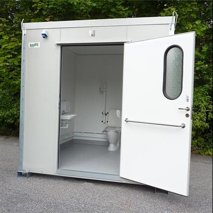 Danfo HWC toalettkabin