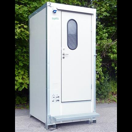 Danfo T-500 toalettkabin