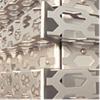 RM perforerad plåt, aluminium