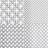 RM rostfri plåt perforerad i dekorativa mönster