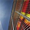 RM sträckmetall på fasad