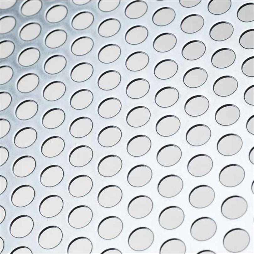 RMIG perforerad plåt med runda hål