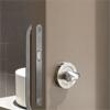 Formica Goup ColorCore® dekorlaminatnpå dörr