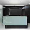 Formica Group ColorCore® dekorlaminat som butiksinredning