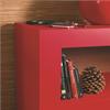 Formica Group ColorCore® dekorlaminat som bokhylla