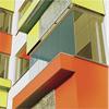 VIVIX fasadskivor från Formica Group - balkongbeklädnad, Helsingfors