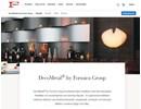 Formica DecoMetal® på webbplats