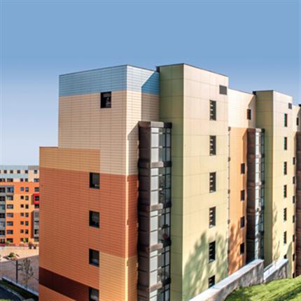 VIVIX fasadskivor från Formica Group