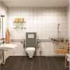 Pressalit Care Höj- och sänkbar toalett