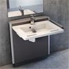 Pressalit Care SELECT tvättställsupphängning R4950