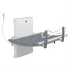 Pressalit Care Duschbrits 3000, elektrisk höjdreglerbart