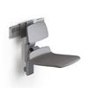 Pressalit PLUS duschsits 450, manuellt höjd- och sidoreglerbar