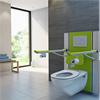 Pressalit SELECT upphängning av toalett