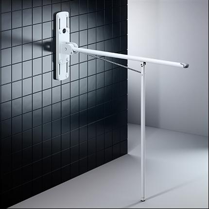 Care VALUE toalettarmstöd med ben