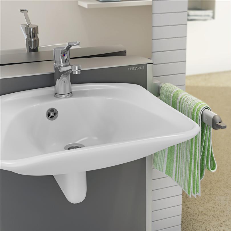 Pressalit Care tvättställsupphängning R4950