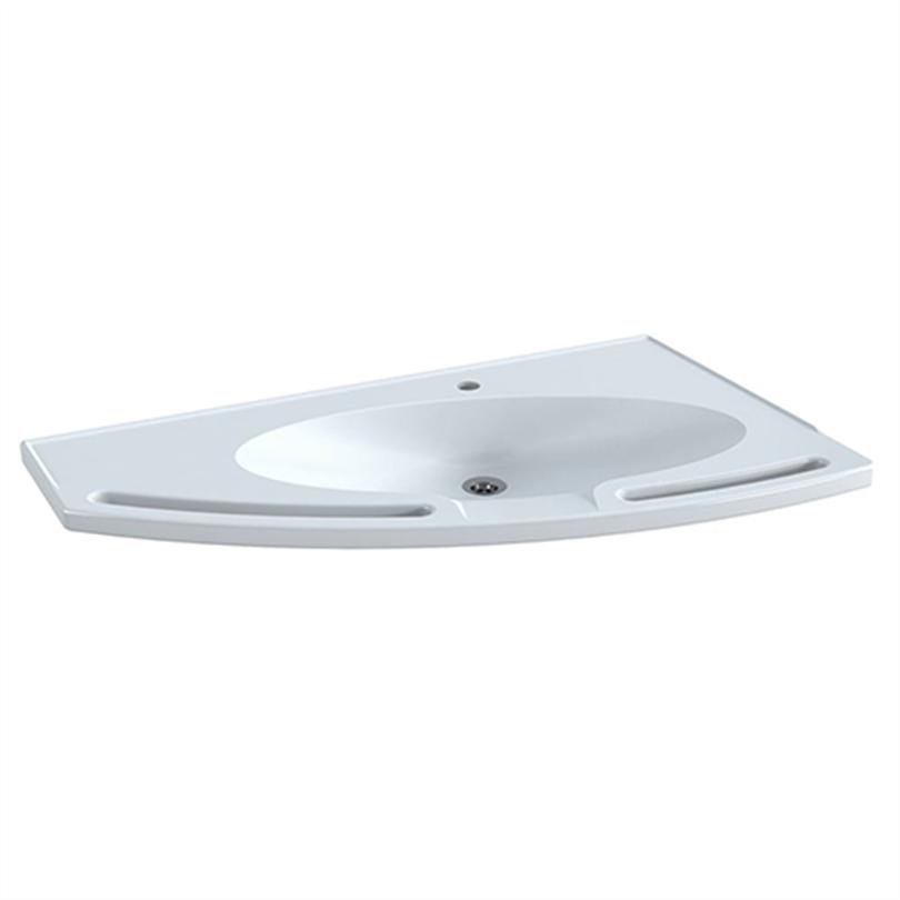 Pressalit MATRIX Angle tvättställ utan bräddavlopp