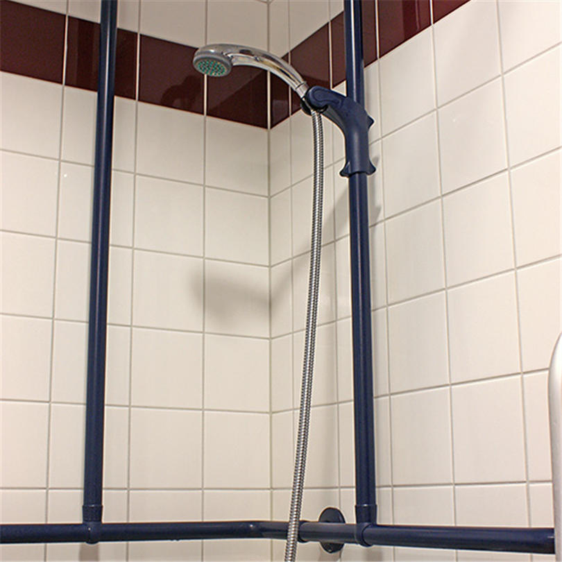 Pressalit Care PLUS Stödhandtag/Duschstång, blå