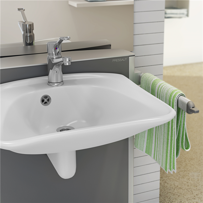 Pressalit Tvättställsupphängning badrum