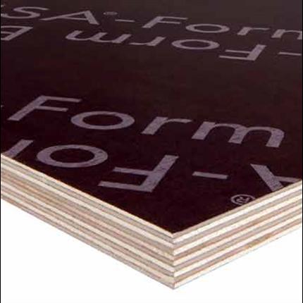 WISA-Form Birch formplywood