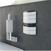 ABB 5-polig tryckknapp med IR Busch-triton i badrum