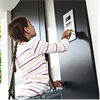ABB Welcome Porttelefonsystem för enfamiljshus