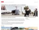 ABB Laddinsatser på webbplats