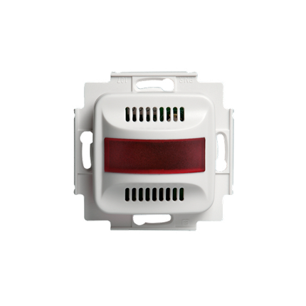 Huvudapparat med larmdon, 1 slinga