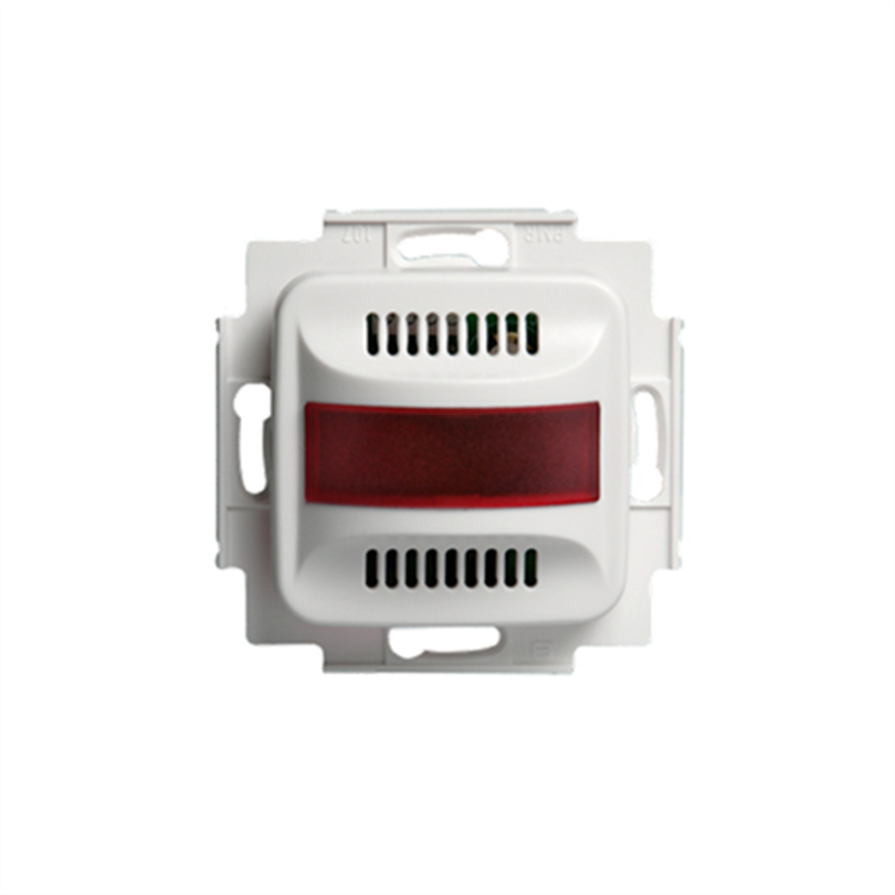 ABB blinkande signallampa (LED) med summer/ljudlarm