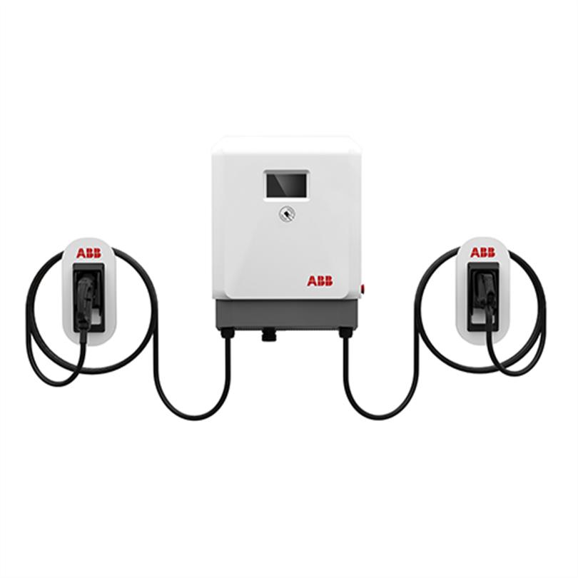 ABB Terra HP-laddare, DC-laddbox, 150–350 kW