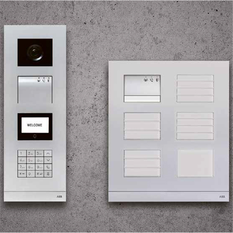 ABB Welcome Porttelefonsystem för flerfamiljshus