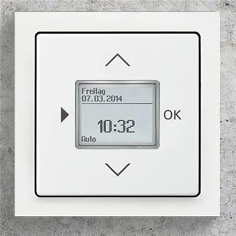 ABB Timer för t ex belysning, rullgardiner och persienner