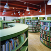 SSC specialinredning, bibliotek