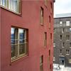 SSC fönster, Kv Skalman och Sparvel, Stockholm
