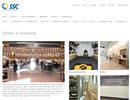 SSC Möbler & Inredning på webbplats