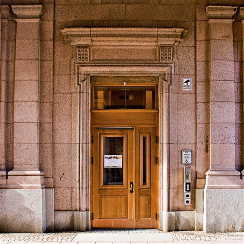 SSC entréparti, Riksdagshuset
